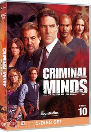 Criminal Minds - Season 10 (2014) - dvdcity dk