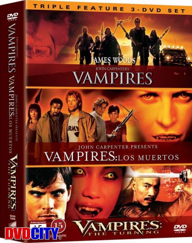 John Carpenters Vampires Los Muertos