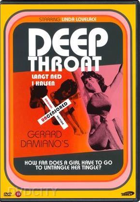 langt ned i halsen i 1972 ekskortpiger