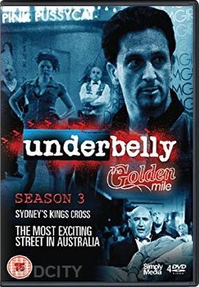 Underbelly - Season 3 - The Golden Mile (2010) - dvdcity dk