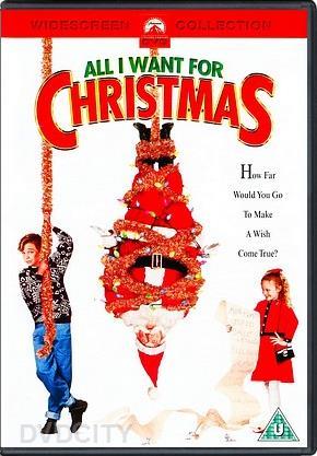 alt hvad jeg nsker - All I Want For Christmas 1991