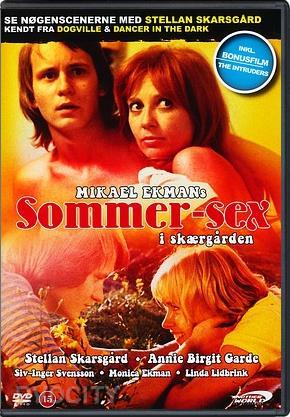 Sommersex I Skærgården (1972) - dvdcity.dk
