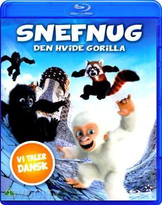 Snefnug - Den Hvide Gorilla - dvdcity.dk Den Hvide Djaevel