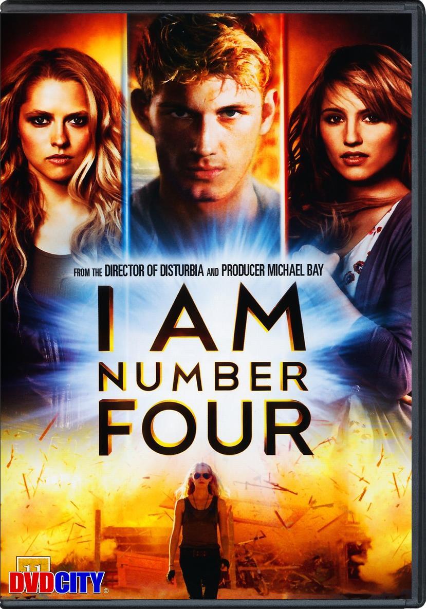 I Am Number Four (2011) - dvdcity.dk