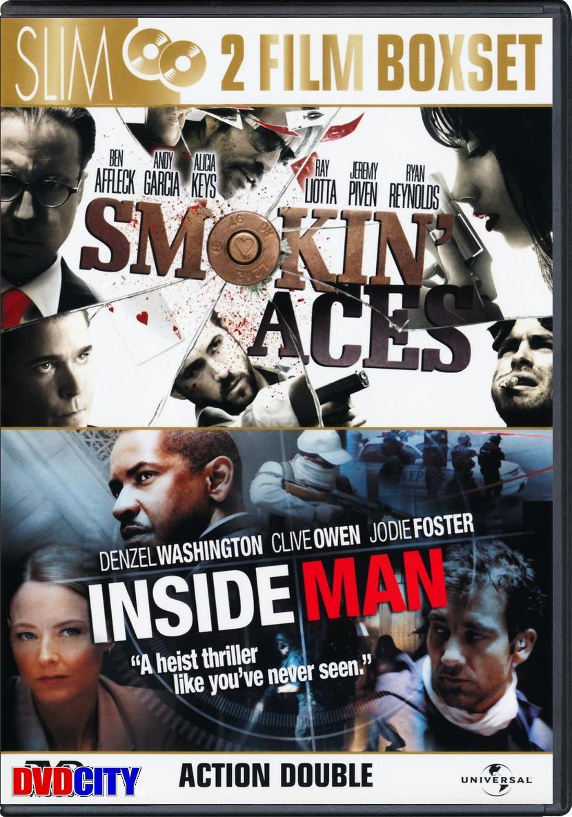Inside Man Reborn Double Feature Details