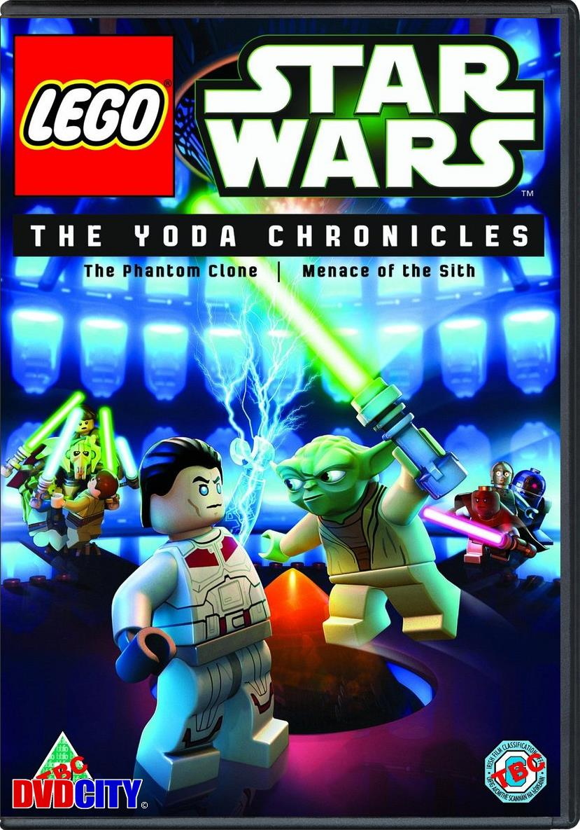 Lego star wars - the yoda chronicles - episode 1-3