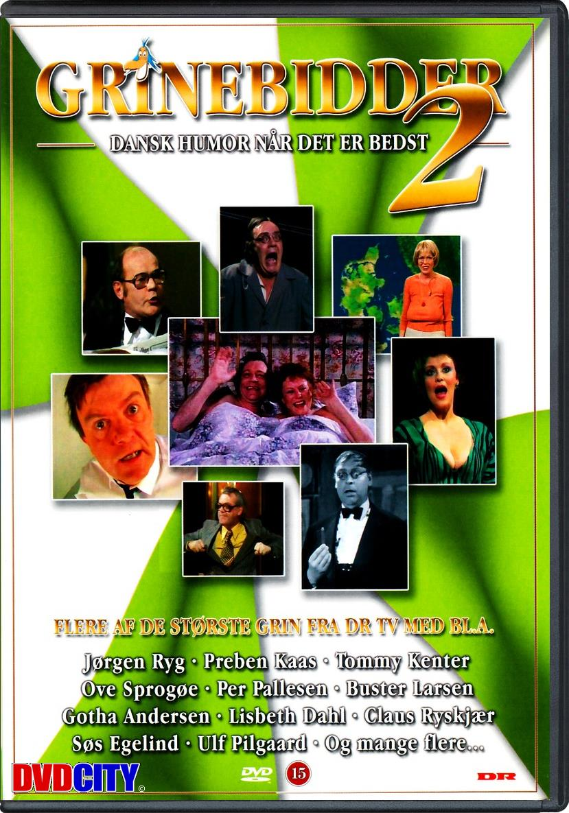 Grinebidder 2 - Dansk Humor Når Det Er Bedst (2004) - dvdcity.dk