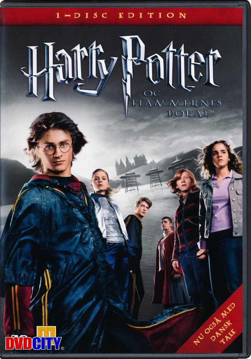 harry potter flammernes pokal film