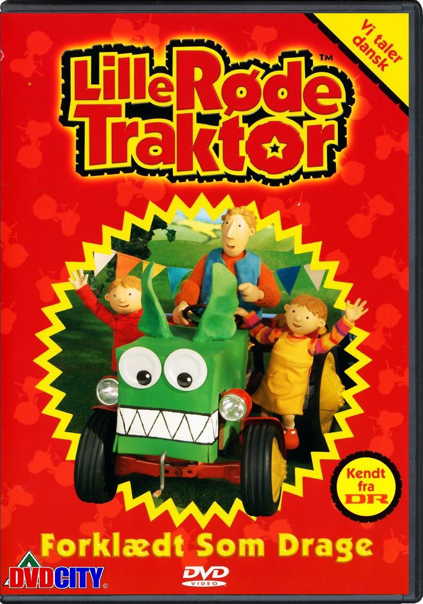 Lille Røde Traktor (2004) - dvdcity.dk