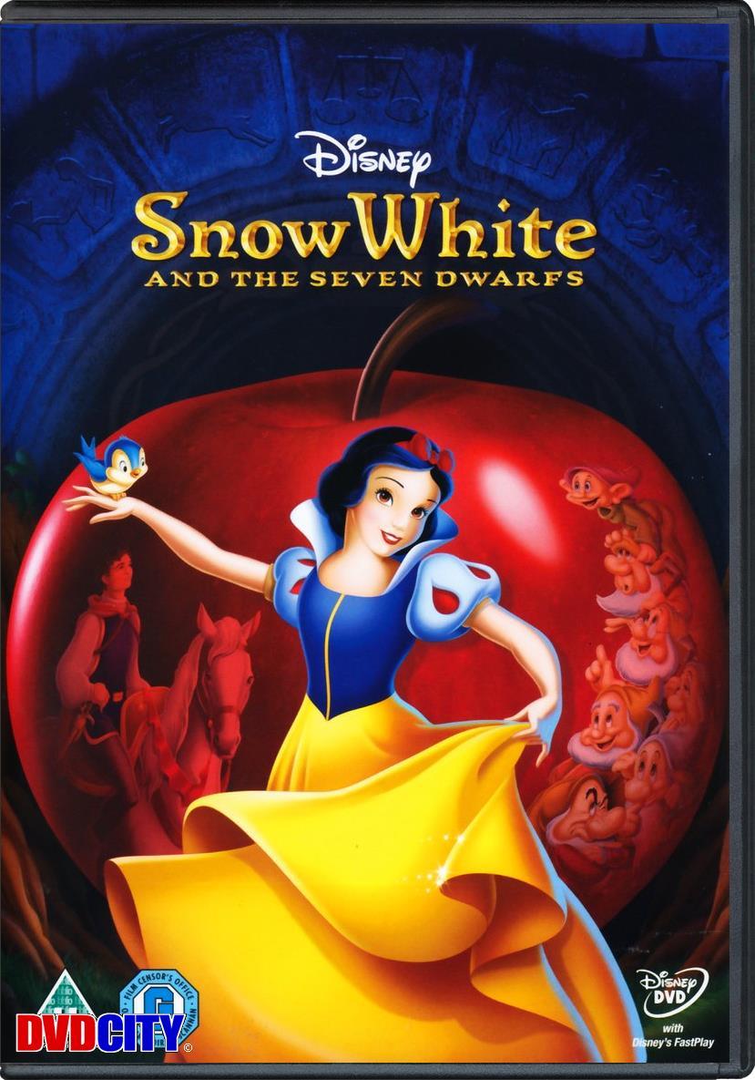 snehvide på engelsk