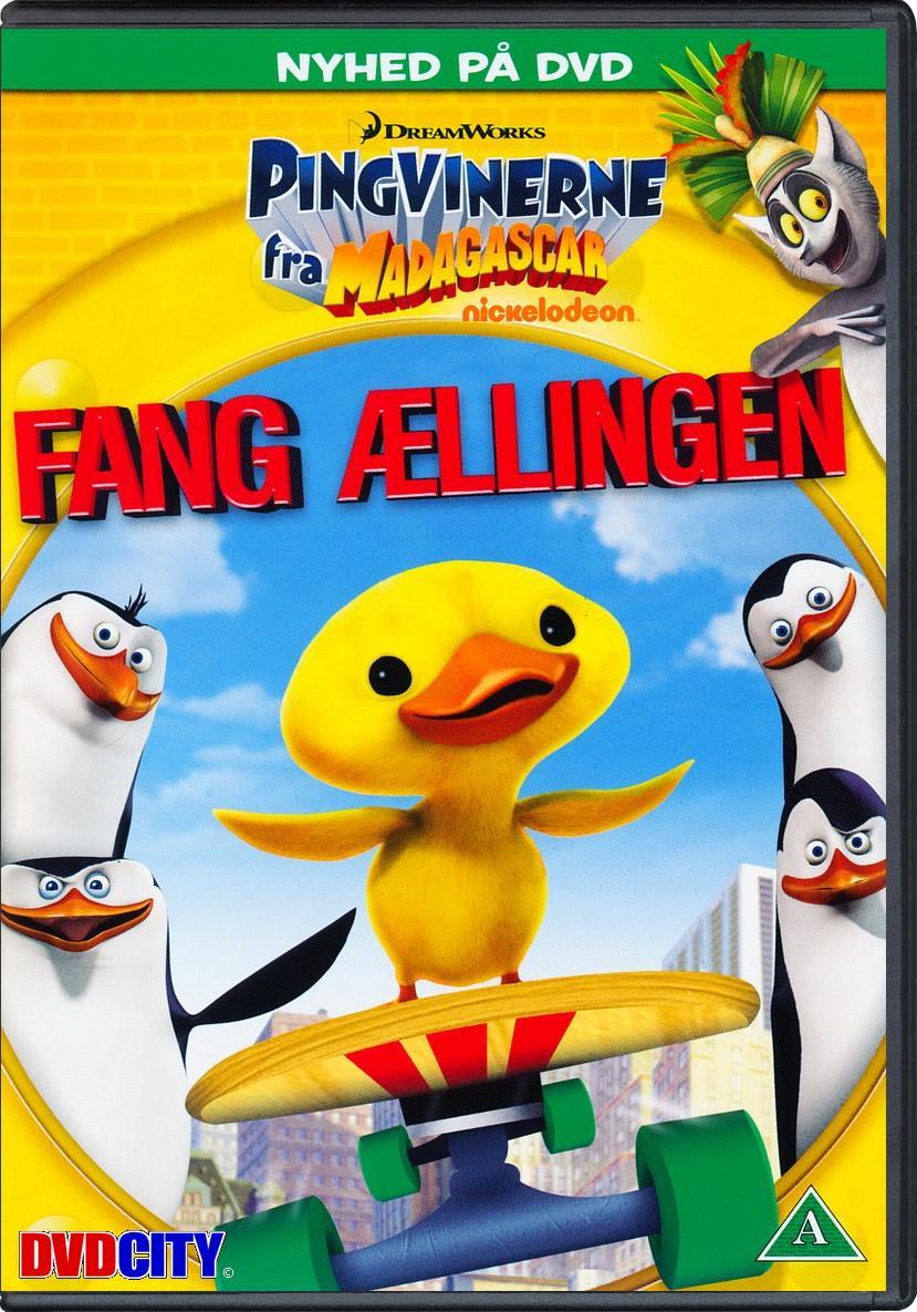 film pingvinerne fra madagascar