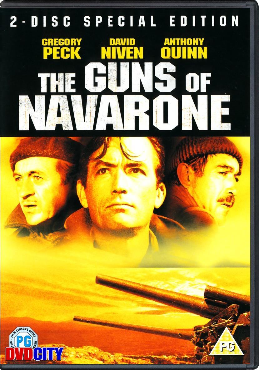 navarones kanoner