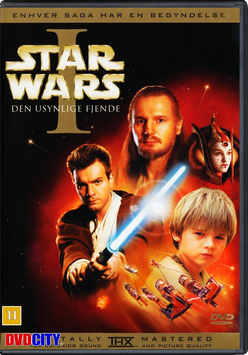 star wars den usynlige fjende dvd