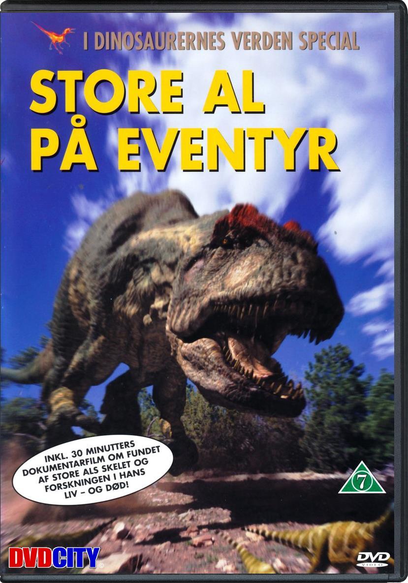 I Dinosaurenes Verden Special - Store Al PÃ¥ Eventyr (2001 ...