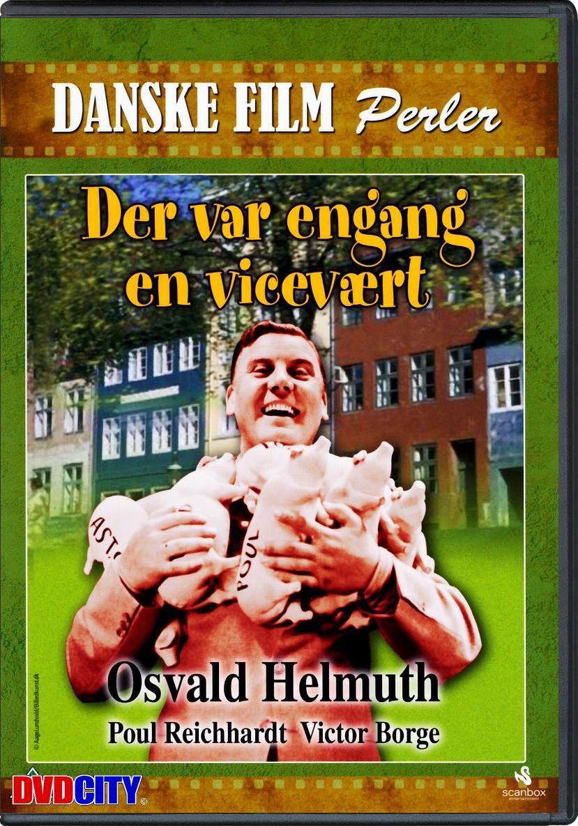 440d8245c793 Der Var Engang En Vicevært (1937) - dvdcity.dk