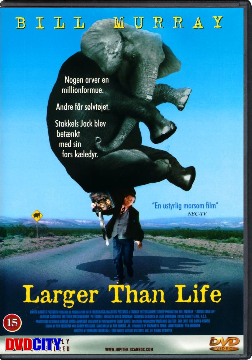 Larger Than Life (1996) - dvdcity.dk