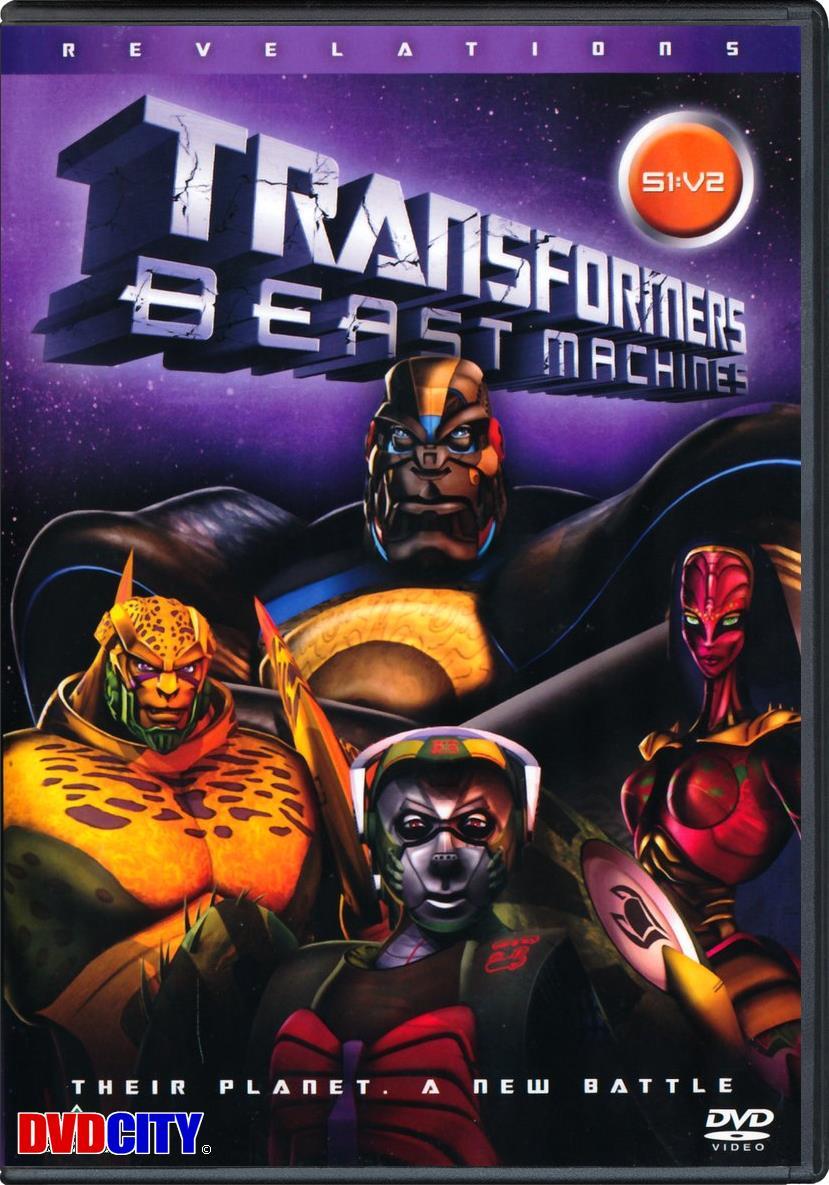 transformer beast machine