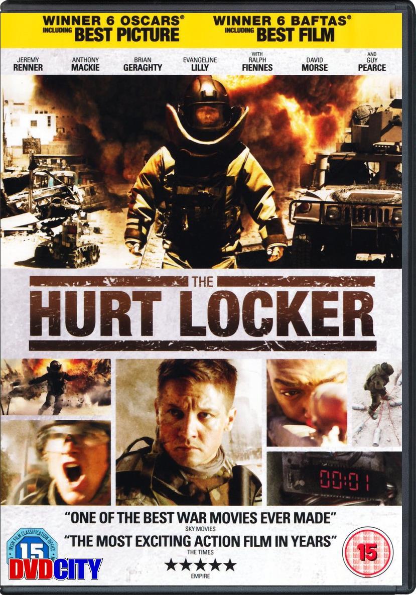 hurt locker the 2008 dvdcitydk