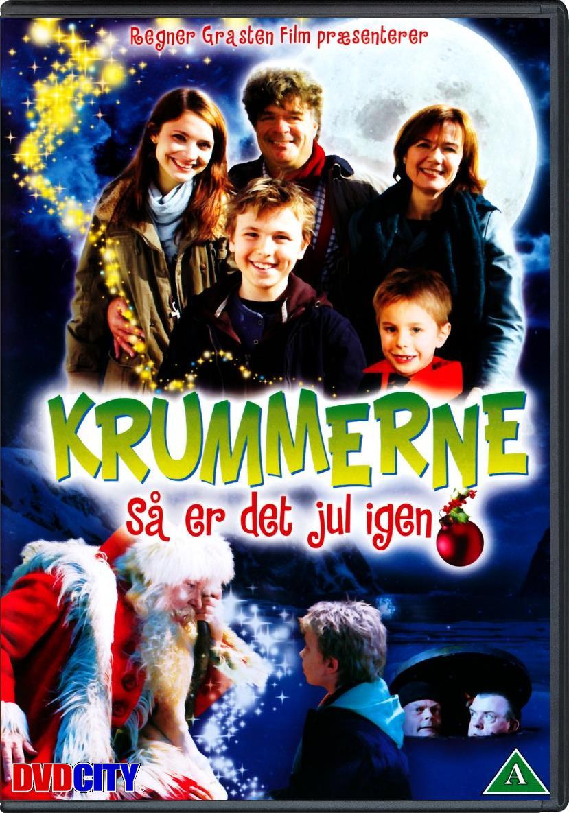 Krummerne - Så Er Det Jul Igen (2006) - dvdcity.dk