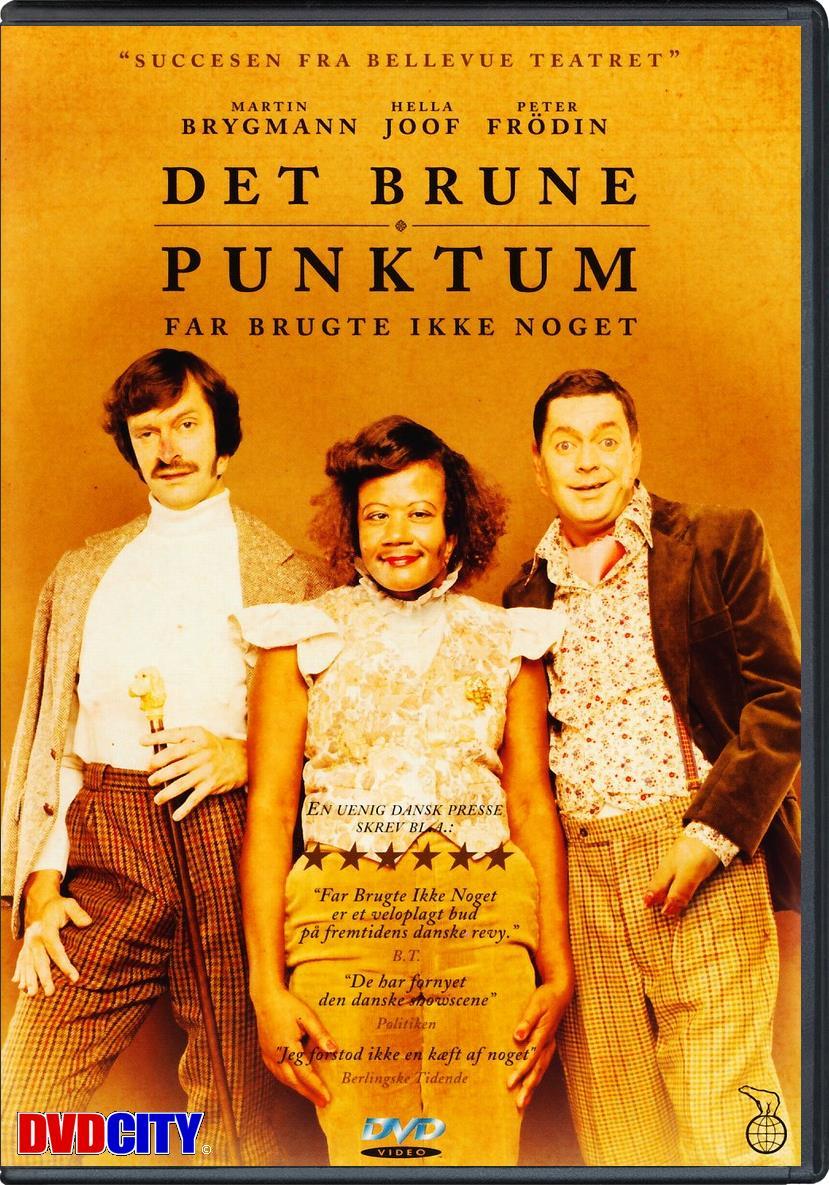 Det Brune Punktum: Far Brugte Ikke Noget (2002) - dvdcity.dk