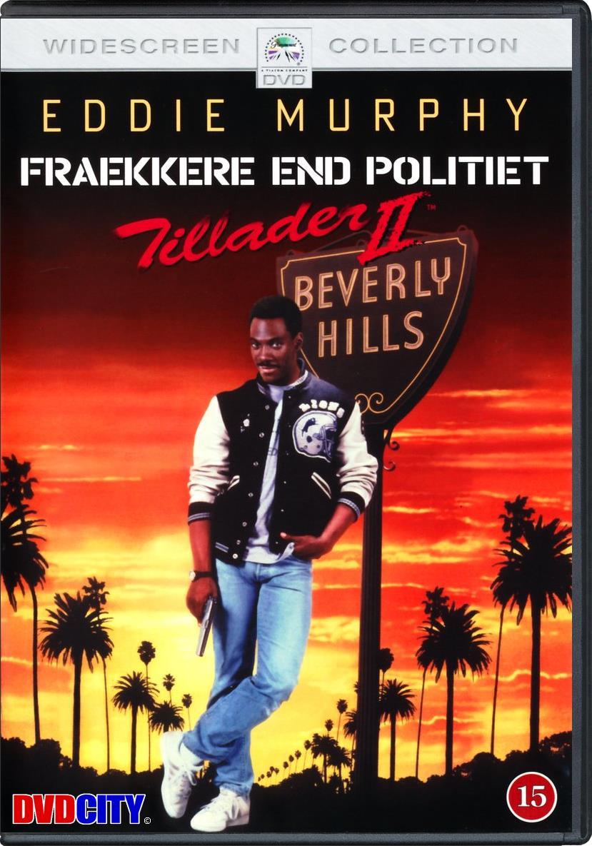Frækkere End Politiet Tillader 2 (1987) - dvdcity.dk