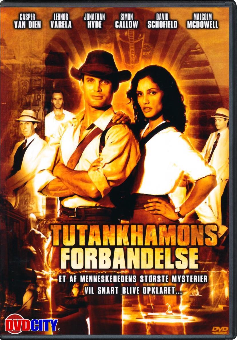 The Curse Of King Tuts Tomb Torrent: Tutankhamons Forbandelse (2006)