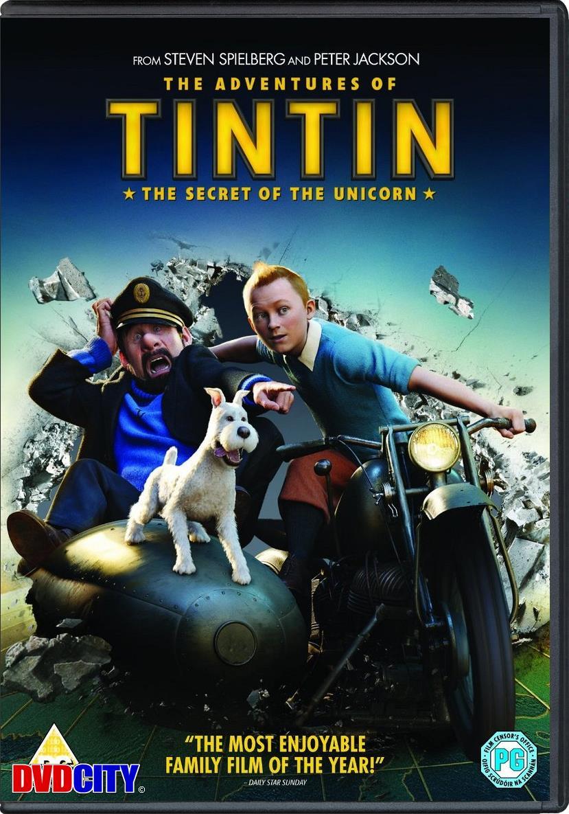 tintin film aldersgrænse