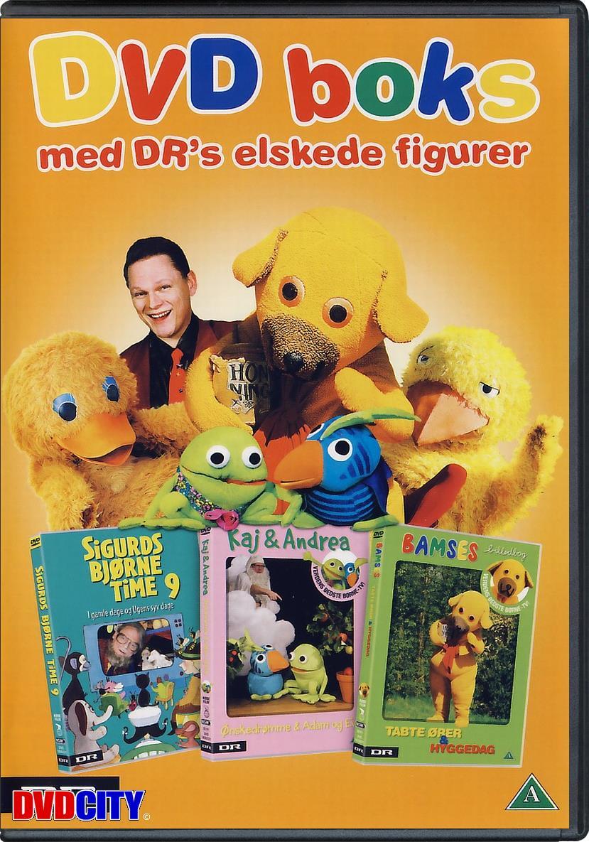 dvd boks