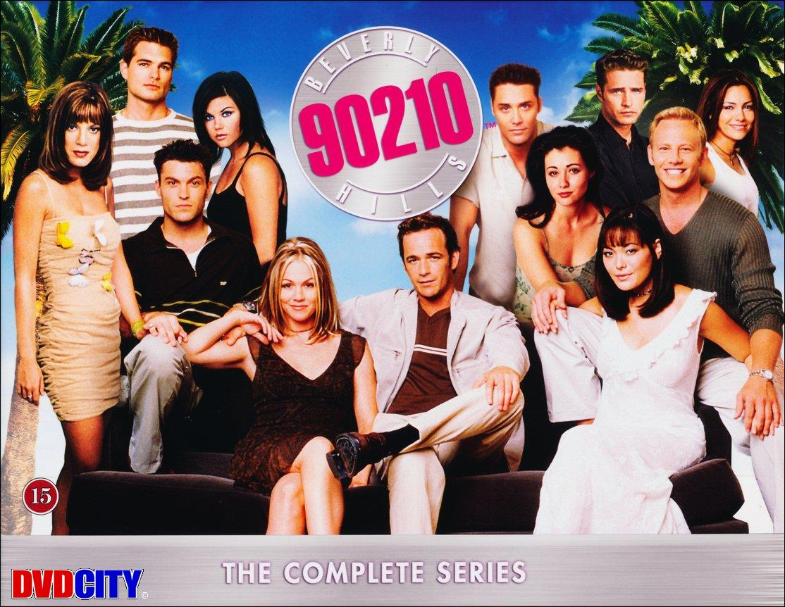 Beverly Hills 90210 - The Complete Series (1990) - dvdcity.dk