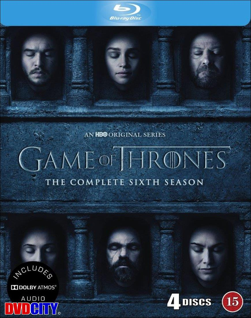 Game Of Thrones 1-2-3-4-5-6 Türkçe Dublaj İndir 720p - Boxset - DCRGDizi.com