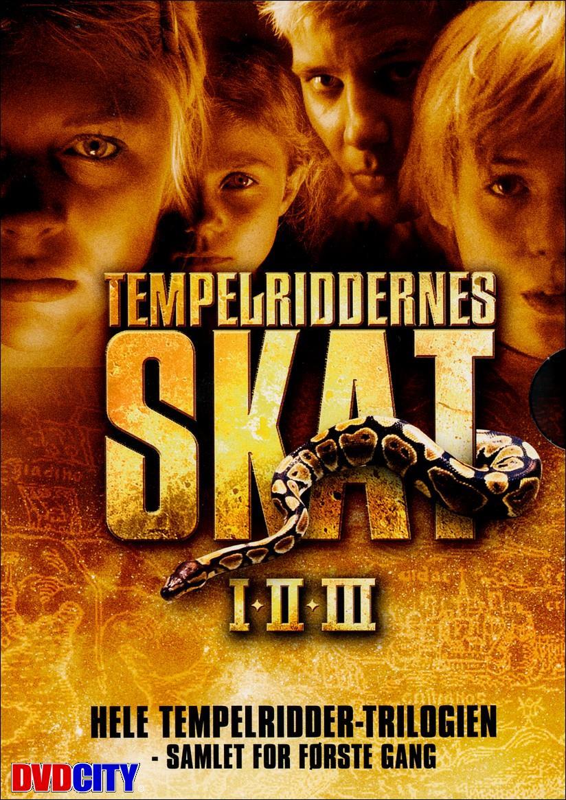 tempelriddernes skat 4 film