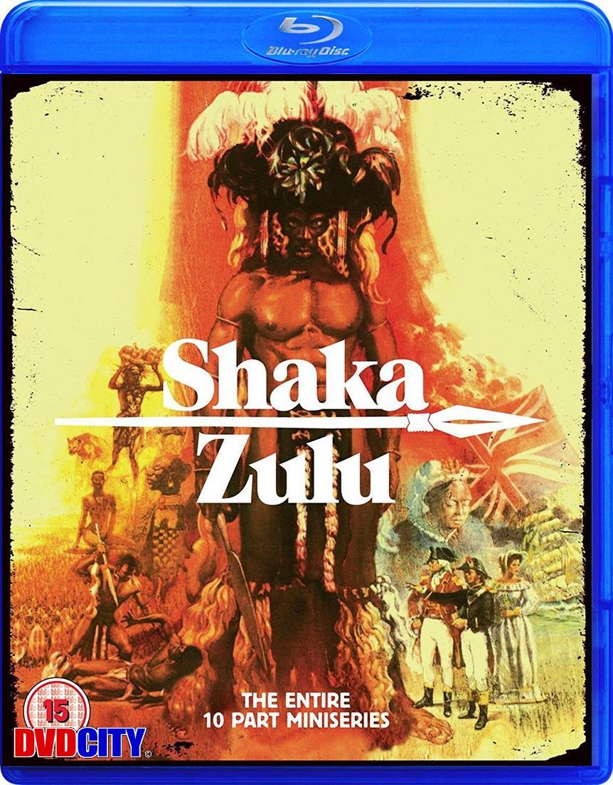 Shaka Zulu Mini Series Shaka Zulu *[The Compl...