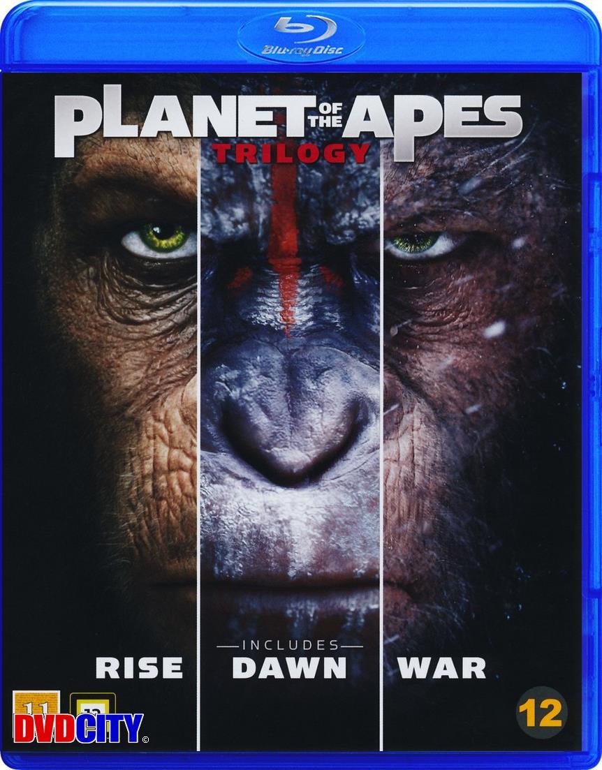 abernes planet revolutionen dvd