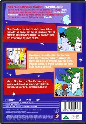Mumitroldene #16: Jul I Mumidalen - dvdcity.dk