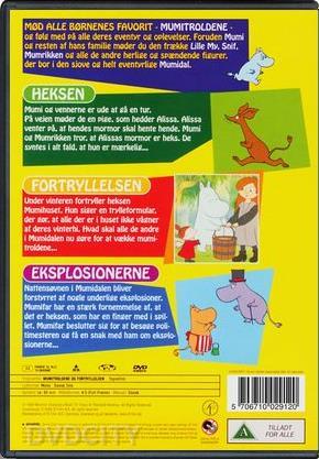 Mumitroldene #12: Fortryllensen - dvdcity.dk