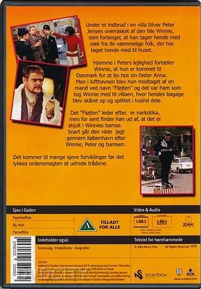 Sjov I Gaden (1969) - dvdcity.dk