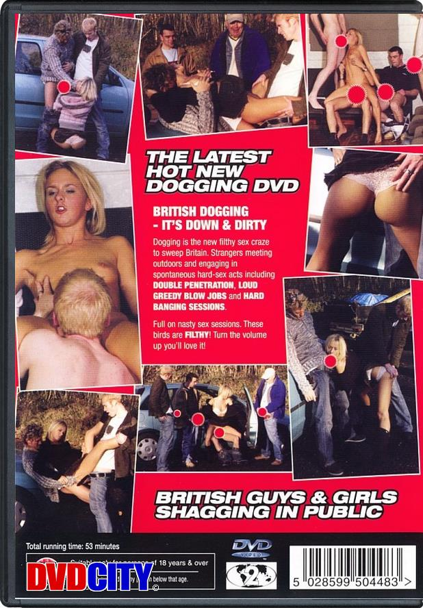 dogging sex erotisk dvd