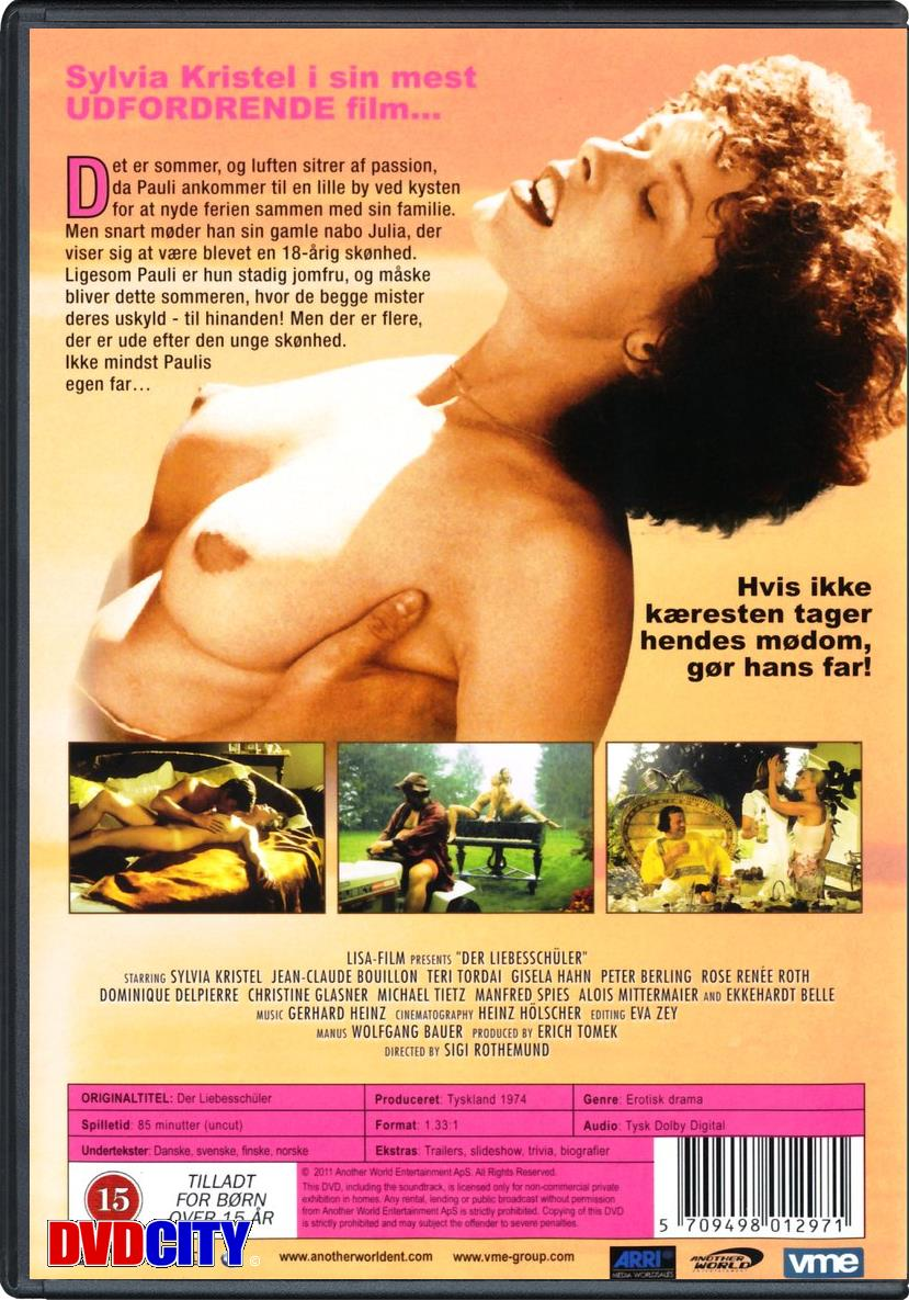 den første gang sexede film