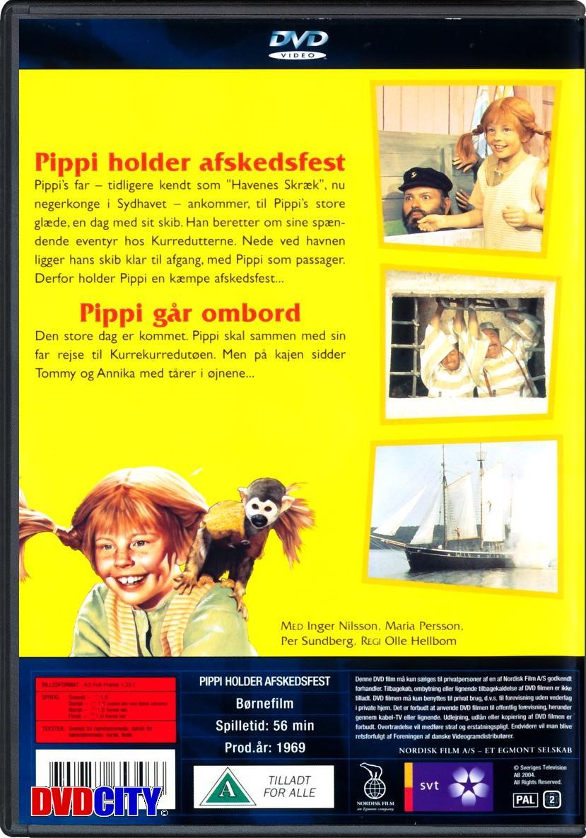 Super Pippi Langstrømpe 6 (1969) - dvdcity.dk YN72