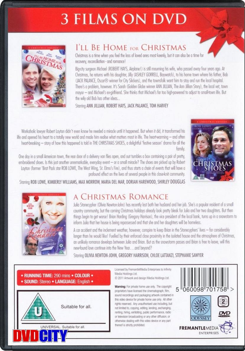 Christmas Collection - dvdcity.dk