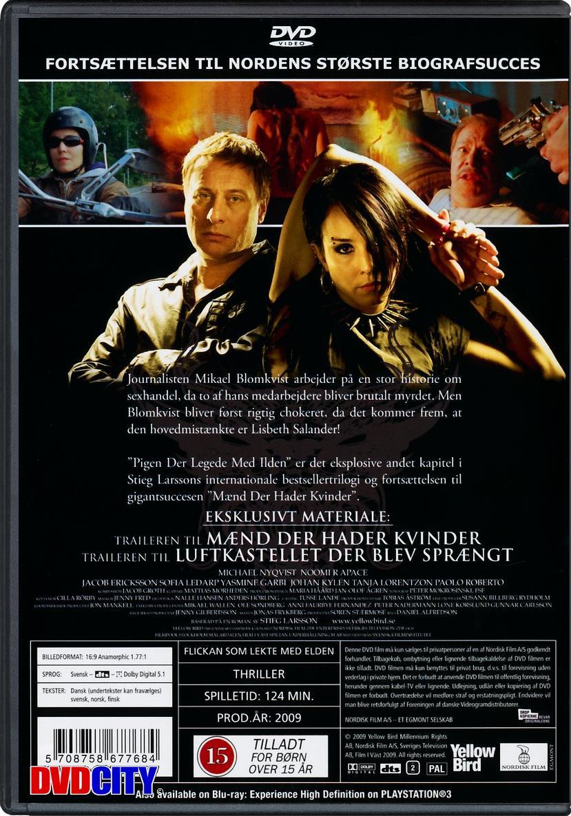 dvd den danske pige