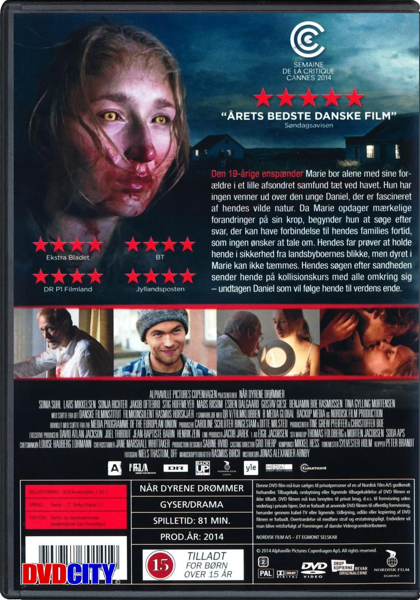 danske film 2014 dvd