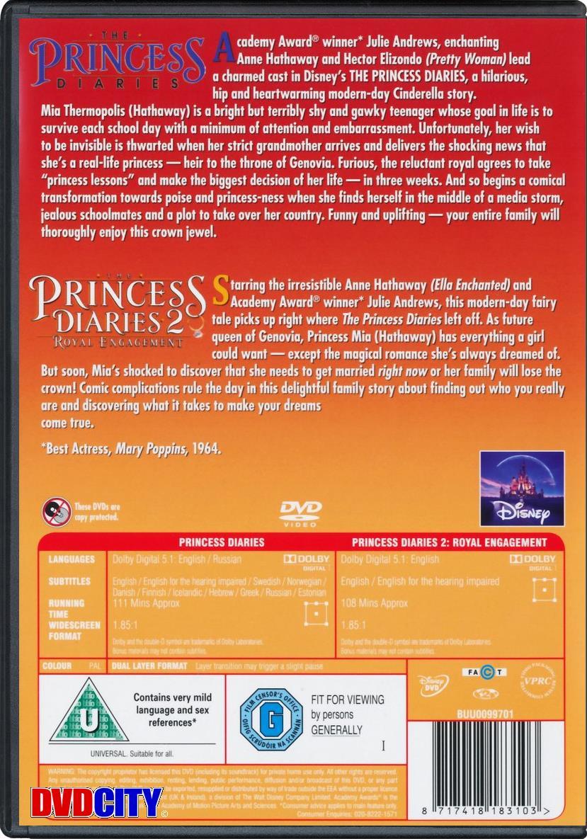prinsesse eller ej 2