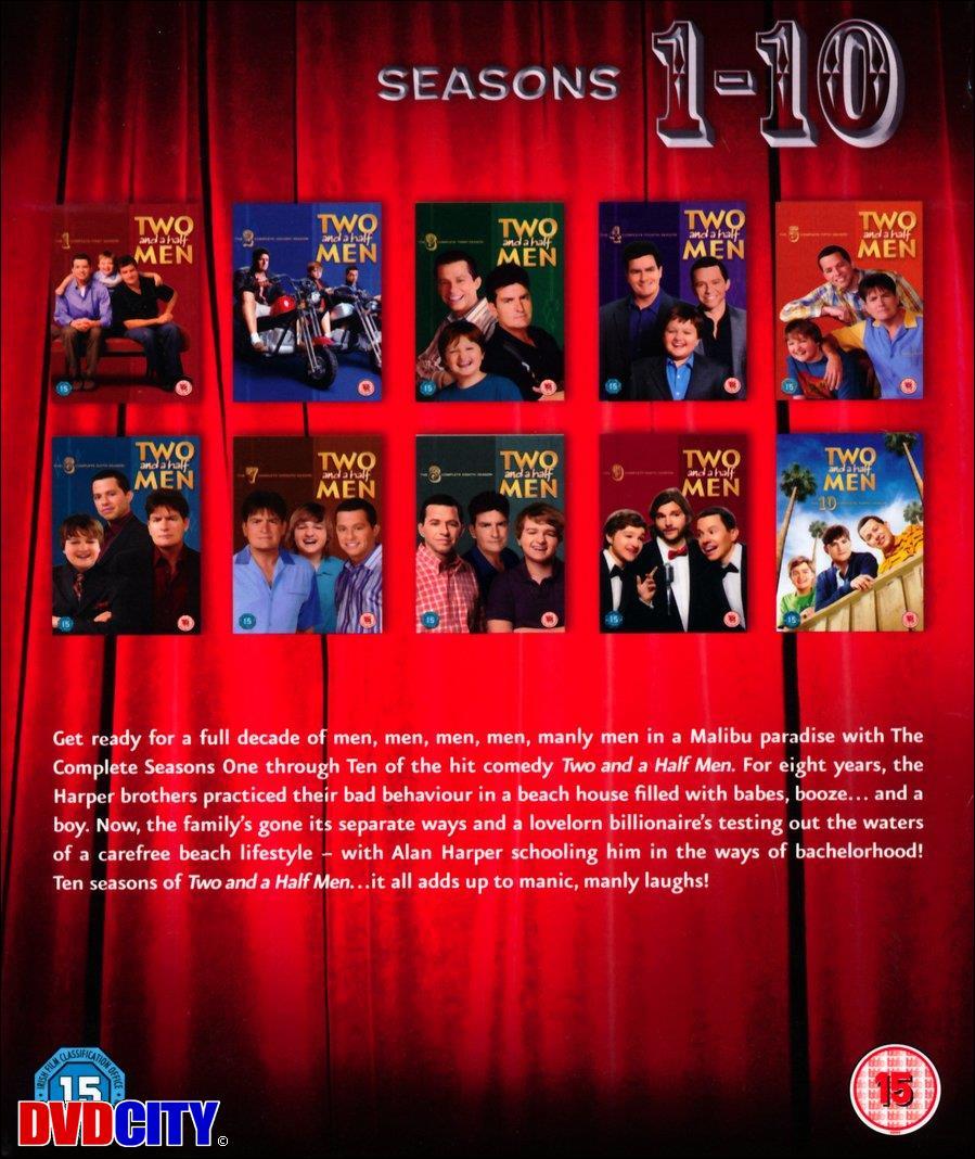 Seasons 1-10 (2012)