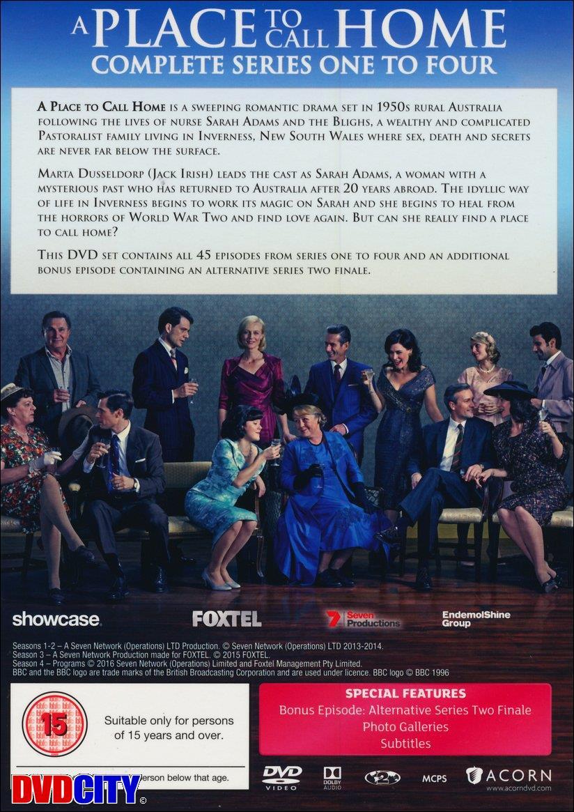 en ny begyndelse australsk serie 2013