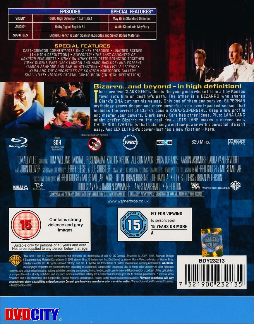 smallville season 2 1080p torrent